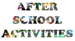 Term 1 Before & After School Activities
